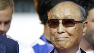 """Sun Myung Moon, el millonario surcoreano que fundó la """"Iglesia de la Uni..."""