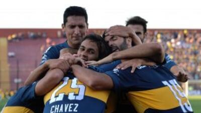 En partido correspondiente al grupo 5, el equipo argentino sacó tres pun...