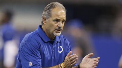 Chuck Pagano tiene muchas dudas de que regresará con los Indianapolis Co...