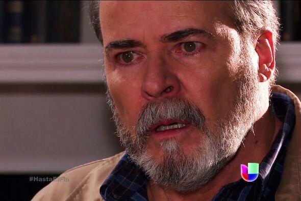 ¿Qué hará don Paco? ¿Correrá a contárselo a su hija?