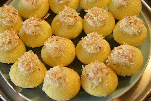 Aunque la especialidad son los 'cupcakes', puedes encontrar miles de fan...