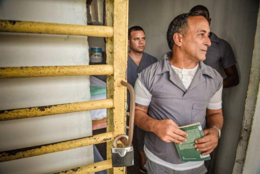 La población penitenciaria en Cuba es de unos 57,300 presos, de acuerdos...