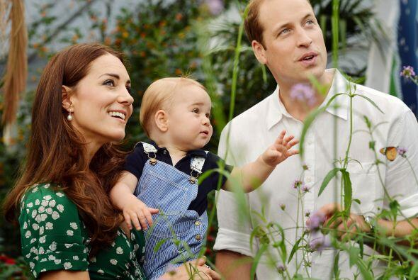 La familia real sigue creciendo y ahora George tendrá un hermanito para...