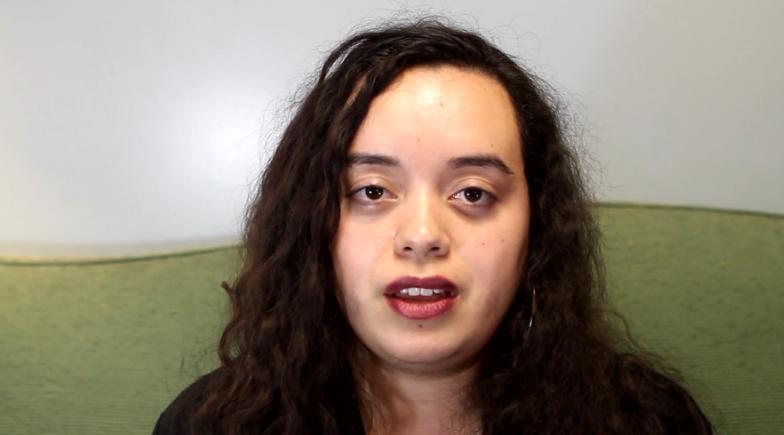 Angy Paola Rivera es una 'Dreamer' activista en favor de lo jóve...