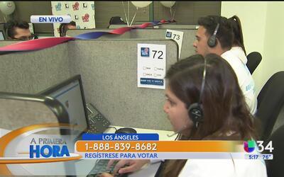 NALEO y Univision responden a sus preguntas en este Día Nacional del Reg...