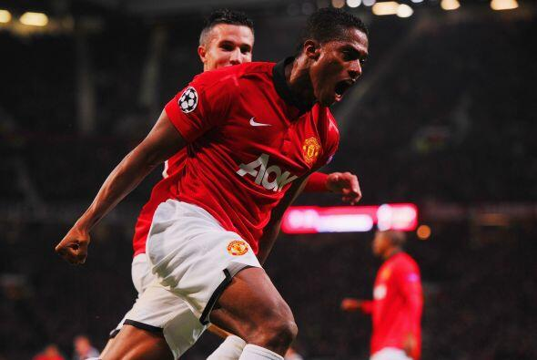 El ecuatoriano Antonio Valencia firmaba el cuarto tanto de los ingleses,...