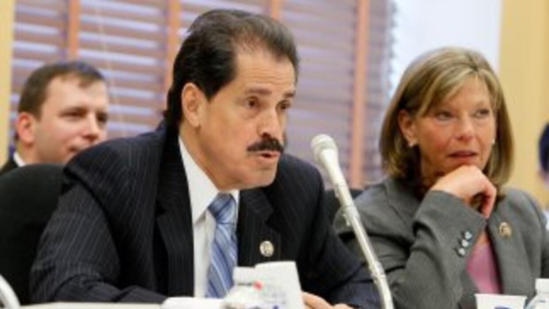 José Serrano, representante por el distrito del Bronx, New York.