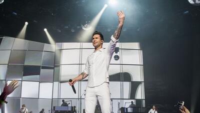 El cantante se unirá a Taylor Swift, Juanes y Pitbull en la lista de gan...