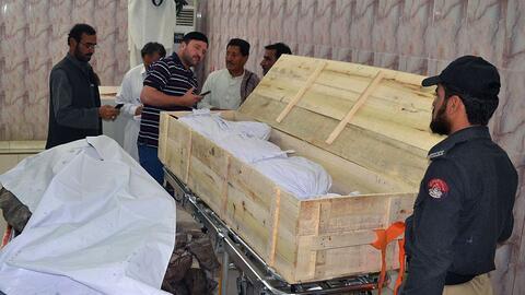 El líder talibán Akhtar Mansur murió en ataque con...