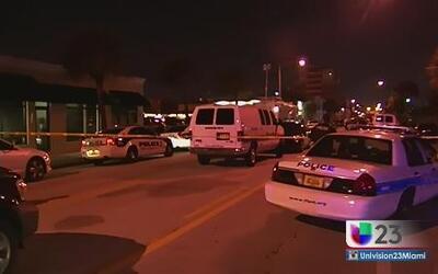 Policía baleado continúa en recuperación
