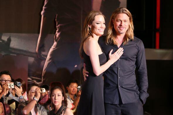 Desde el 2012 Brad le dio el anillo de compromiso a Jolie, pero no se ha...