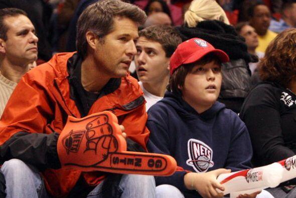 Los Nets llegarían al Barclays Center para la temporada 2012 y se...