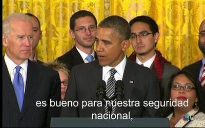 La reforma migratoria según Obama