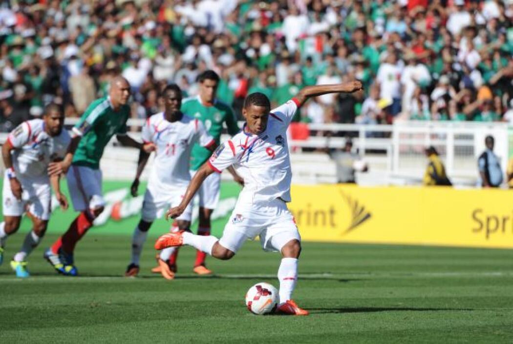 El cobró de Gabriel Torres decretó el 1-0 con el que se empezó a forjar...