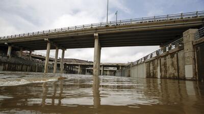 Impresionantes imágenes de la inundación en Texas