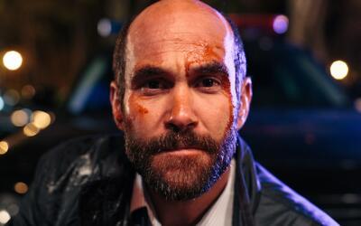 Tomás Rojas es Mario en 'La Hermandad'.