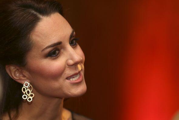 Kate Middleton asistió a una entrega de premios escolares en el p...