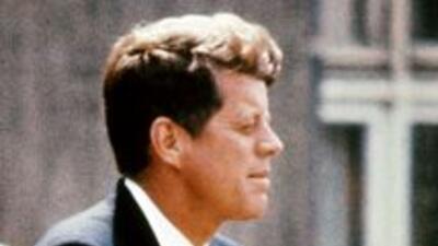 Gran amante de las mujeres, a John F. Kennedy se le adjudican romances c...