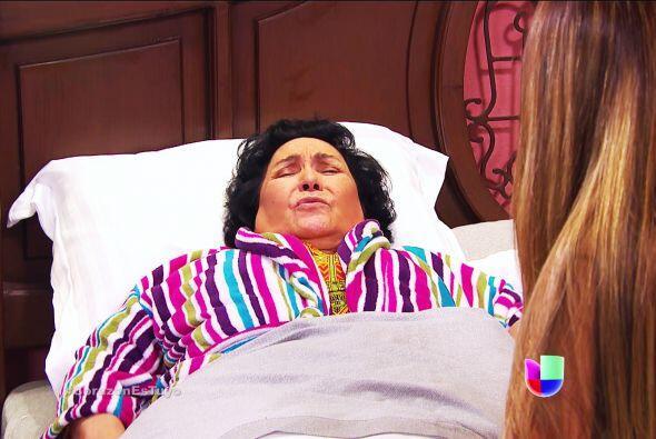 ¡Levántese doña Yolandita! Isabela se enteró que Ana puede ser su hermana.