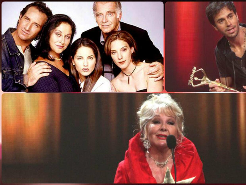 Los momentos más emotivos en los 'Premios TVyNovelas'