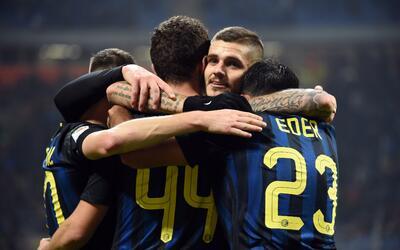 Milán vs. Internazionale