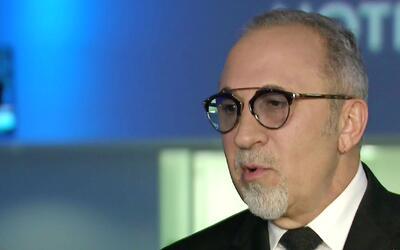 """Emilio Estefan: """"Espero que con la muerte de Fidel Castro, Cuba cambie"""""""