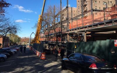 Dos trabajadores perdieron la vida este martes en una construcción en Qu...