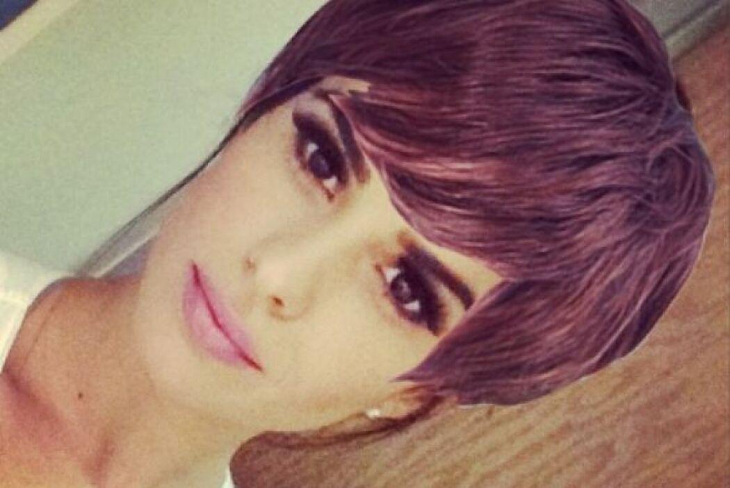 ¿Qué te parece el nuevo look Vane Berry?