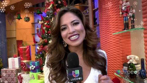 Pamela Silva-Conde te desea una feliz Navidad