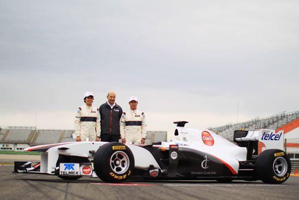 Peter Sauber reconoció que el 2010 fue muy complicado y que la llegada d...