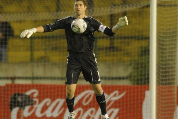A la selección argentina regresó el portero Juan Pablo Car...