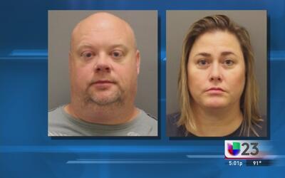 Padres acusados de abusar de su hija de 5 años
