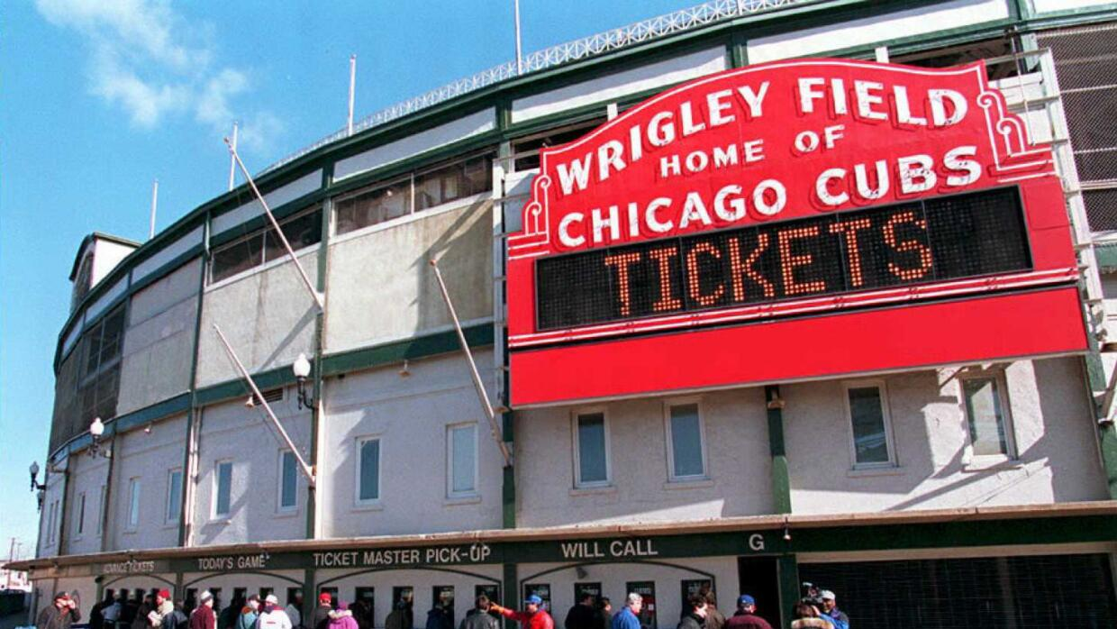 Estadio de los Cubs