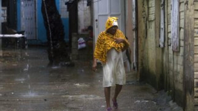 El Caribe permanece atento al paso de la tormenta tropical Bertha.