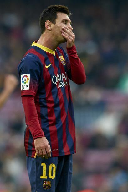 El Barcelona parecía un equipo diferente, con balones perdidos y...