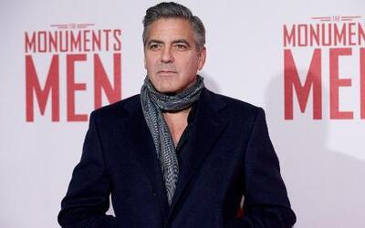 George Clooney: Alfonso Cuarón es un genio