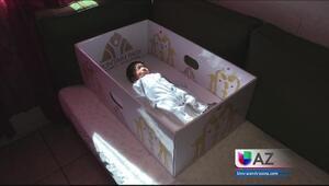 Cajas de esperanza para madres y bebés