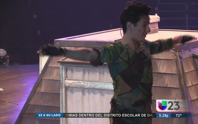 Peter Pan en Dallas