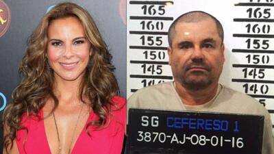 El Chapo Guzmán prometió cuidar a Kate del Castillo más que a sus ojos
