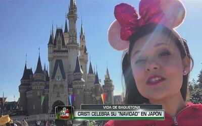 Japón para todos: la Navidad anticipada en Disneyland de Tokio