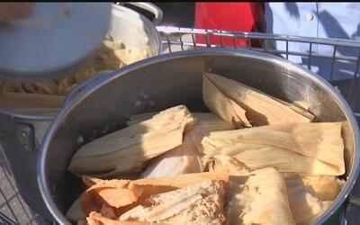 Al menos 40 familias denuncian que su cena navideña comprada en la Amapo...