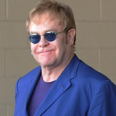 "Elton John ha sido nombrado un ""Patriota honorario""."