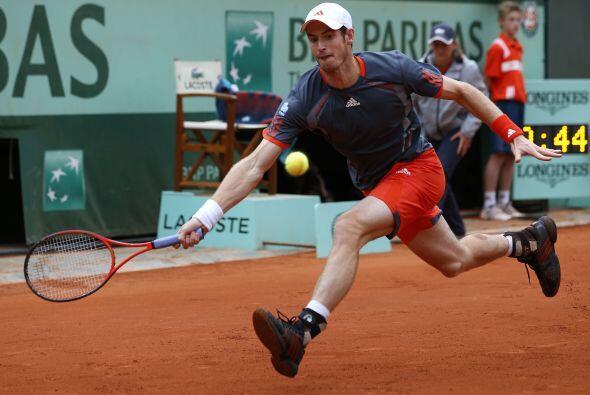 Murray será el contrincante en cuartos del español David F...