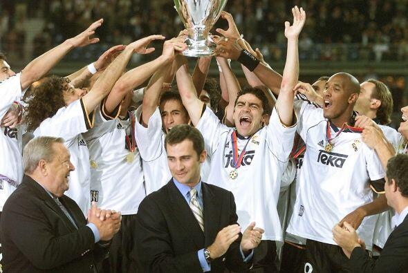 FINALES ENTRE EQUIPOS DEL MISMO PAÍS  1999-2000 Real Madrid 3-0 V...