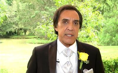 Luis Felipe Tovar reveló detalles del detrás de cámaras de la boda de Jenni