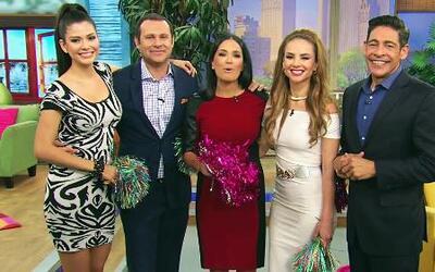 El equipo de Despierta América nominado a Premios TVyNovelas