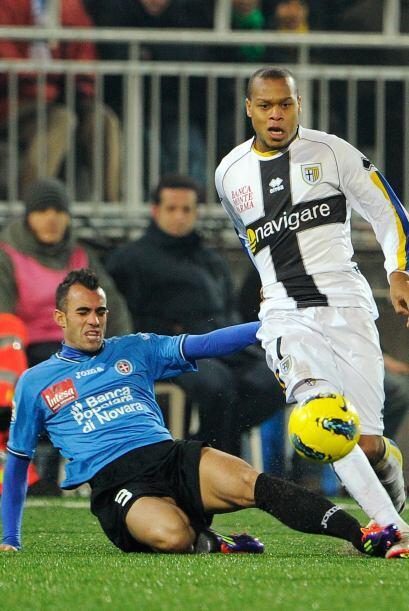 En otros cotejos, el Novara se enfrentó al Parma.