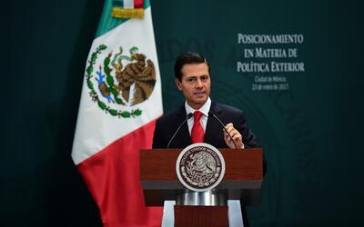 México opta por diversificar su Política Exterior ante la llegada de Trump