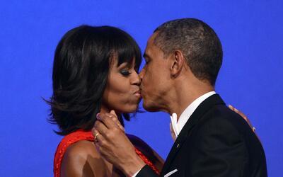 Con esta imagen se inaguró el segundo periodo presidencial de Bar...