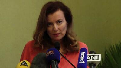 Declaraciones de la ex primera dama de Francia su separación por infidel...